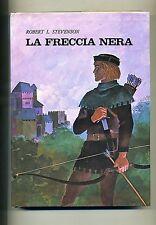 Robert L.Stevenson # LA FRECCIA NERA #Edizioni BRI 1973