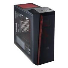 Boîtiers d'ordinateurs noirs Cooler Master pour Mini ATX