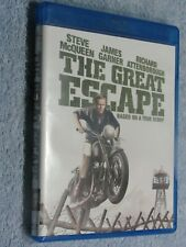 The Great Escape (Blu-ray) Like New Steve McQueen, Charles Bronson