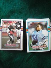 Finish Your Set 1989-90 Topps Football Pick 30