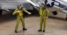 Zoukei-Mura 1/32 North-American P-51D Mustang Briefing Set (2 Pilots)