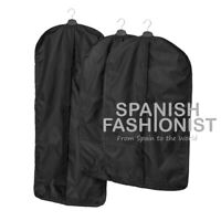 IKEA SKUBB Clothes cover, set of 3, black