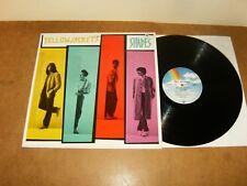 YELLOW JACKETS : SHADES - GERMANY LP 1986 - MCA 253 075 1 - jazz rock fusion bop