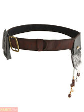 Amscan Witch Doctor Belt With Pouch - Halloween Voodoo Dress Fancy Costume