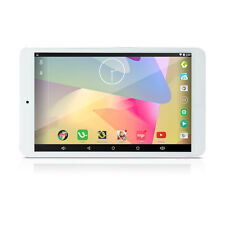 "iRULU 8"" A64 800*1280 IPS 16GB Android 5.1 Lollipop Quad Core White Tablet PC"