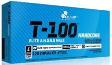 (20,50€/100g) 163,8 g OLIMP T-100 HARDCORE 120 Mega Caps Testo Booster