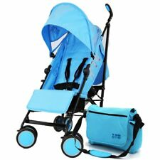ZETA Citi Stroller Buggy Pushchair - Ocean Complete With Bag