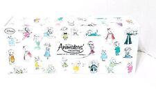 Disney Store 2016 Animators Collection Princess Ornament Set of 5 Ariel Belle