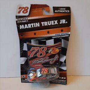MARTIN TRUEX JR #78 BASS PRO 2018 Wave 4 NASCAR AUTHENTICS Toyota 1:64 Scale
