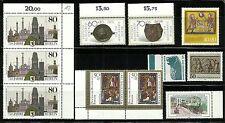 Berlin, 1980/1990, lote 11 sellos nuevos MNH**