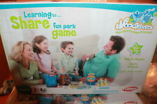 LEARNING TO SHARE FUN PARK GAME - NOODLEBORO NIB Playskook games