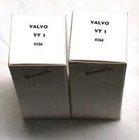 1 Röhre Valvo VY1 Tube Valve Elektro-Röhre geprüft NOS BL448
