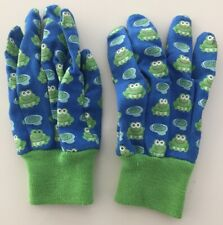Frogs Kids Gardening Gloves