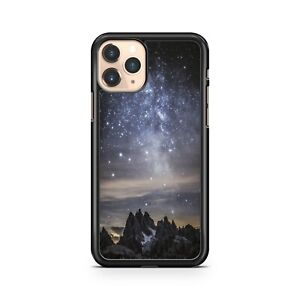 Magnificent Mountains Twinkling Milky Way Starry Galaxy Space Phone Case Cover