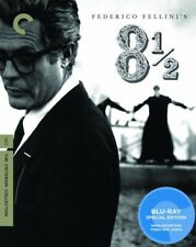 8 1 /2 (Criterion Collection) [New Blu-ray] Black & White, Special Edition, Su