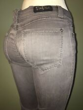 NWT~Rose Royce Boot cut Jeans(Arianna/Slate color) Rubber ban Stretch~SZ~25(1/2)