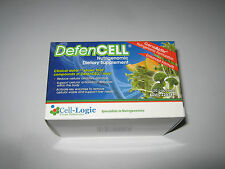 2 x 120 capsules CELL LOGIC DefenCell ( Nutrigenomic dietary supplement )