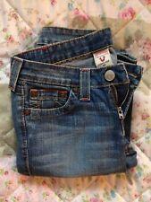 Tolle Damen Jeans TRUE RELIGION Damenhose Hose in Gr.27 (38) Cool!