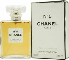 Chanel N 5 3.4oz  100ml Women's Eau de Parfum Vaporisateur Spray SEALED NEW