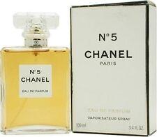 Chanel N 5 3.4oz  100ml Women's Eau de Parfum Vaporisateur Spray SEALED NEW