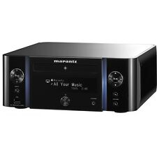 Marantz M-CR611 Schwarz Black Melody Media AIRPLAY, SPOTIFY, DAB/DAB+ RADIO