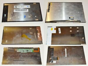 """Various Make and Model Tablet Screen sizes 7"""" 8"""" 10"""" Digi touch"""