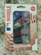 CHICAGO CUBS WRIGLEY FIELD CASE MLB APPLE IPHONE 4 4S HARDSHELL PANGEA BRANDS