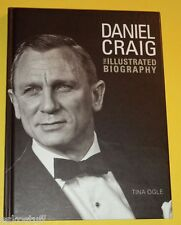 Daniel Craig 2013 Illustrated Biography NEW Large First Edition Nice See!