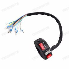 Universal Motorcycle Enduro Switch Lights on off High Low Indicator Horn Switch
