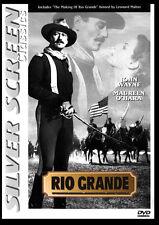 DVD Zone 1 - Rio Grande avec John Wayne - (voir descriptif)