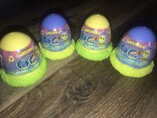 Mashems Hatchems ~ Blind Eggs Crack Surprise Series-1 ~ Lot of 4