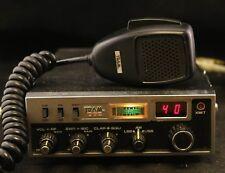 Vtg Tram D62 CB Radio 40 Channel