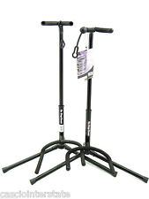 On Stage XCG4 Guitar Stand, Black, 2-Pack