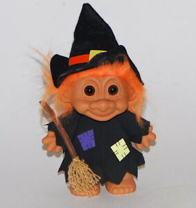 """Russ Troll Witch 8"""" Doll"""