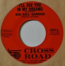 Big Bill Gardner I'll See You in My Dreams Country 45 Seattle WA Paden City Inst