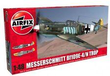 AIRFIX KIT 1:48 AEREO MESSERSCHMITT Bf109E-4/N TROP  ART 05122A SERIE 5