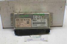 2004 Kia Spectra 1.8 DOHC Transmission Control Unit TCU 954402Z280 Module 43 5D2