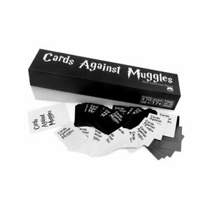 *New* Cards Against Muggles 1440 Cards Harry Potter Limited Edition UK