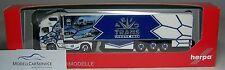 """Herpa 305938: volvo FH GL. XL maleta de refrigeración-remolcarse """"Trio-trans History"""""""