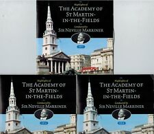 Highlights Of The Academy Of St Martin-In-The-Fields - Marriner (3CDs)