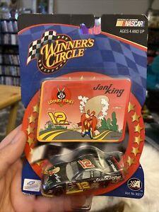 Nascar Winner's Circle #12 Kerry Earnhardt 1:64 Scale Looney Tunes Car JaniKing