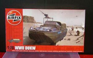 Airfix Model Kit WWII DUKW 1:76 New in Box