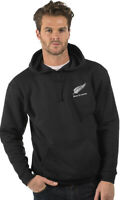 Embroidered New Zealand Black Hoodie, XS-4XL, Ideal Gift/Present