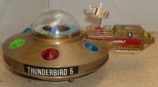 JR 21 Thunderbird 5 Vintage Toy THUNDERBIRDS Gerry Anderson International Rescue