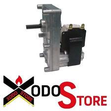 Motoriduttore per stufa pellet THERMOROSSI 1 Rpm Pacco 19 Albero 9,5 mm
