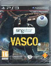 Singstar Vasco PS3 - ITA-  NUOVO - SIGILLATO