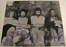 GEORGE LUCAS - STEVEN SPIELBERG - FORD Autographed INDIANA JONES Movie Set Photo