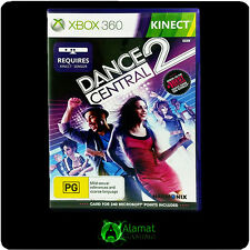 Dance Central 2 (xbox 360 Kinect) Brand New & Sealed + Fast Free Postage