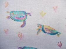Life Aquatic Sea Turtles Sealife Ocean Dear Stella Fabric Yard