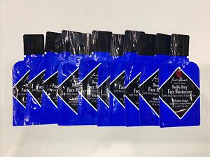 Jack Black Double-Duty Face Moisturizer SPF 20 Samples Set of 10   2 ml each